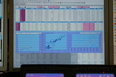 One ugly spreadsheet :)