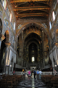 Catholic cathedral built by the Byzantians. After Pantheon, my favorite Christian Temple.