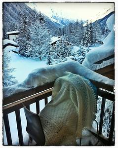 Балкон + свежий воздух = гарантированый сон