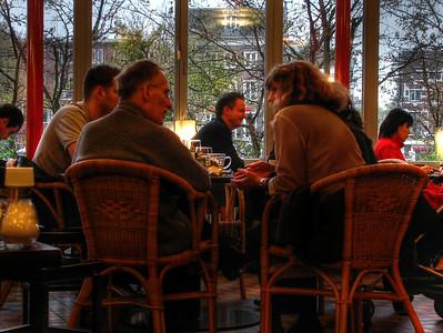Cafe de Laren, Amsterdam