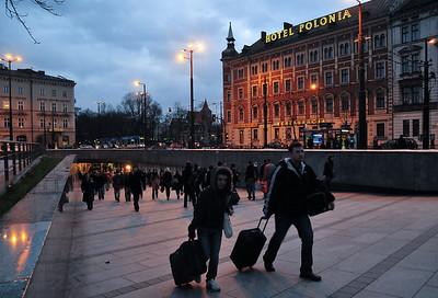 Spent a few days in Hotel Polonia in Dec 2000
