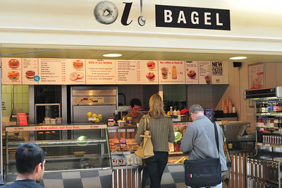 Next door is Oi Bagel - they make amazing bagels, consistently better than NY ones.