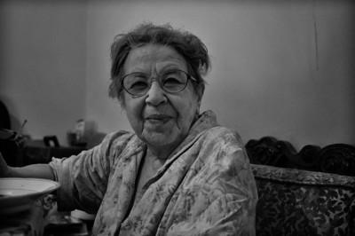 Бабушка Люся