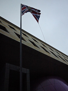 Proud to fly the Union Jack.