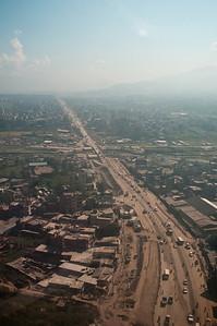 Kathmandu - main road