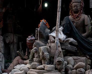 Keeping track of Buddhas