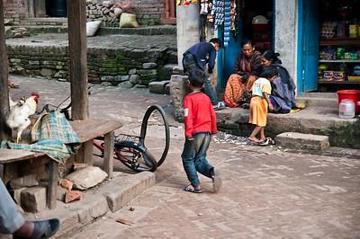 Pryamo scena iz moix knig detstva - malchik i obruch