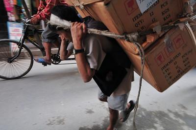 Guy hauling stuff #3