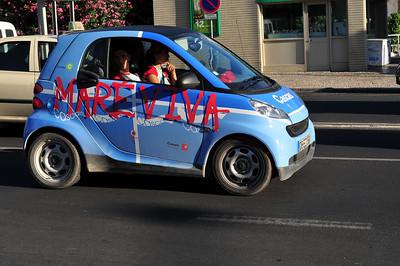 Следом за Эшторилем идет город Кашкаш - данная машина имеет к нему какоето отношение. Понятия не имею что это машина значит, но выглядит весело.