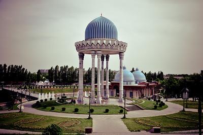 Памятник жертвам репрессий.