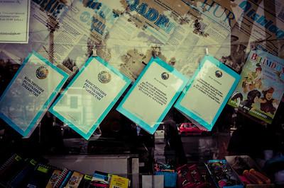 К сожалению книгу Туркменбаши Рунама тут не продавали.  http://news.bbc.co.uk/2/hi/asia-pacific/2014334.stm
