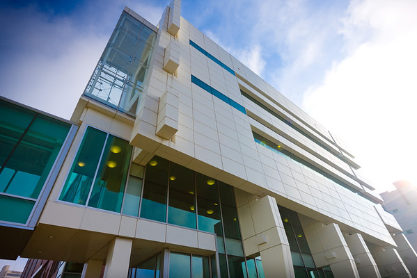 10045 Photos of the Interior and Exterior of the Center of Excellence in Bioinformatics, COE