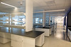 Research Laboratory Inside the CTRC in Downtown Buffalo<br /> <br /> Photograph: Douglas Levere