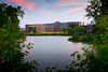 Greiner Hall at Sunset on the Noth Campus<br /> <br /> Photograph: Douglas Levere