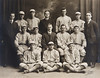 UB Baseball team ca. 1915<br /> <br /> Photographer: Douglas Levere © UB Archives<br /> <br /> Please contact University Archives at lib-archives@buffalo.edu for permission to use this image.