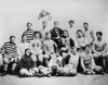 UB Football team ca. 1894<br /> <br /> Photographer: Douglas Levere © UB Archives<br /> <br /> Please contact University Archives at lib-archives@buffalo.edu for permission to use this image.
