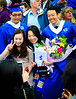 Photos from 2014 Undergraduate Commencement Ceremonies<br /> <br /> Photographer: Steve Morse