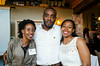 Photographs from the College of Arts and Sciences Happy 100 Happy Hour at Just Vino, Buffalo, NY<br /> <br /> Photographer: Ariel Namoca