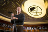 Mike Sformo the Founder of Operation Backbone in the Buffalo Sabres Traing Roon and Locker Roon<br /> <br /> Photograph: Douglas Levere