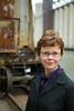 Portrait of Miriam Paeslack Assistant Professor of Arts Management at Silo City, Downtonw Buffalo, Ny<br /> <br /> Photographer: Douglas Levere