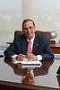 Portrait of Former President of the University at Buffalo Satish Tripahti<br /> <br /> Photographer: Nancy Parisi