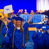 2015 General Commencement in Alumni Arena<br /> <br /> Photographer: Douglas Levere