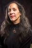 Portrait of Hilary Weaver, professor in the School of Social Work.<br /> <br /> Photographer: Douglas Levere