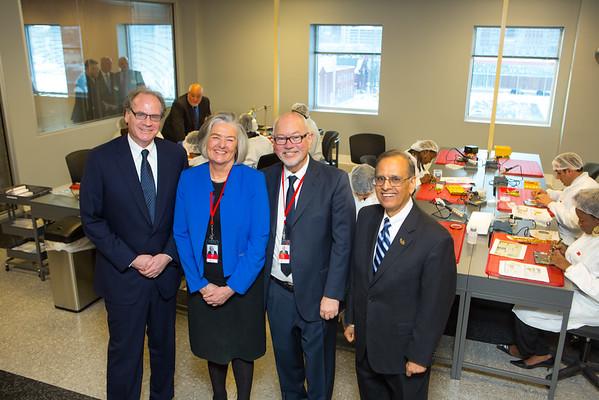 15004 Presidents Office BAK US Opening of Start Up New York