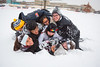 UB Architecture Fraternity Alpha Rho Chi (APX) Snowball Fight on Clark Field<br /> <br /> Photographer: Douglas Levere