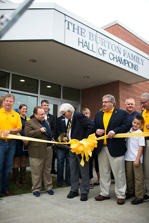 Hall of Champions Opening