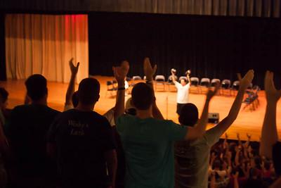 Hypnotist Show 2015