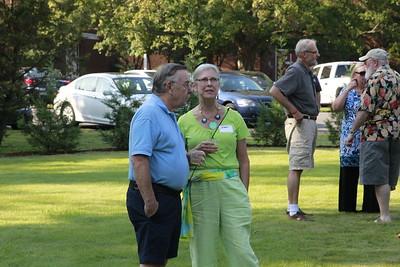 Kate Lochte Retirement Reception