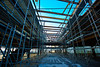 Interior photographs of ongoing construction on new medical school building in downtown Buffalo<br /> <br /> Photographer: Douglas Levere