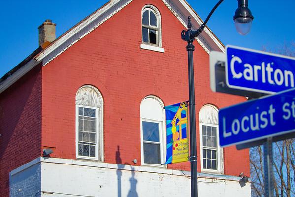 16004 At Buffalo, Fruitbelt Signage, Downtown