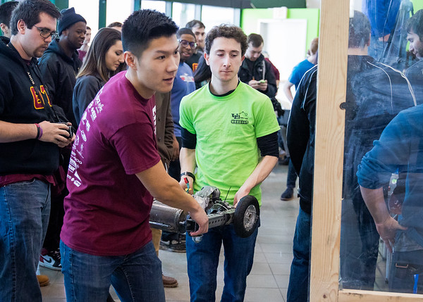 16010CC Engineering Week, Bot Wars, Student Union