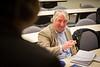 Martin Casstevens in Entrepreneurship eLab Class in Jabobs Hall<br /> <br /> Photographer: Douglas Levere