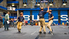 UB students competing in the American Society of Civil Engineers steel bridge competition <br /> <br /> Photographer: Chad Cooper