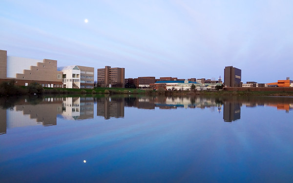 Scenic shots of North Campus<br /> <br /> Photographer: Chad Cooper