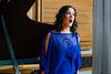 Portrait of Tiffany DuMouchelle, Assistant Adjunct Professor in the Department of Music<br /> <br /> Photographer: Nancy Parisi