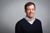 Portrait of Jared Aldstadt, Associate Professor in the Department of Geography<br /> <br /> Photographer: Douglas Levere