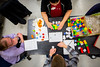 Game Design Media Study Class in CFA