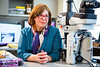 Portrait of The Jacobs School of Medicine Department of Pathology and Anatomical Sciences Professor Brandwein-Gensler in Her ECMC Office<br /> <br /> Photographer: Douglas Levere
