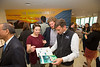 Opening ceremony for the new Sustainability Nook in the Student Union on North Campus<br /> <br /> Photographer: Douglas Levere