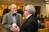 Political Science Professor Claude Welch's Retirement Celebration and Discussion in the UB Archives in Capen Hall<br /> <br /> Photographer: Douglas Levere