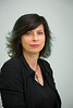 Portrait of Christina Milletti, Associate Professor in the Department of English<br /> <br /> Photographer: Douglas Levere