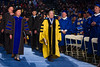College of Arts & Sciences Undergraduate Commencement Ceremony in Alumni Arena<br /> <br /> Photograph: Douglas Levere