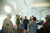 Tour of Newly Renovated Hayes Hall to the Buffalo Chapter of the AIA<br /> <br /> Photographer: Douglas Levere