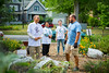 Volunteers at UB Day of Caring in University Heights<br /> <br /> Photographer: Douglas Levere
