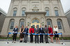 Grand opening of Hayes Hall after its rennovation<br /> <br /> Photographer: Douglas Levere