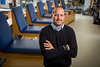 Portrait of Brian Bratta, Assistant Athletic Director of Sports Medicine<br /> <br /> Photographer: Douglas Levere